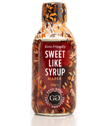 Good Good Keto Friendly Sweet Like Syrup Maple Flavoured
