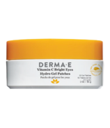 DERMA E Vitamin C Bright Eye Gel Pads