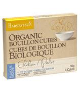 Harvest Sun Organic Chicken Low Sodium Bouillon Cubes