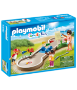 Playmobil Family Fun Mini-golf