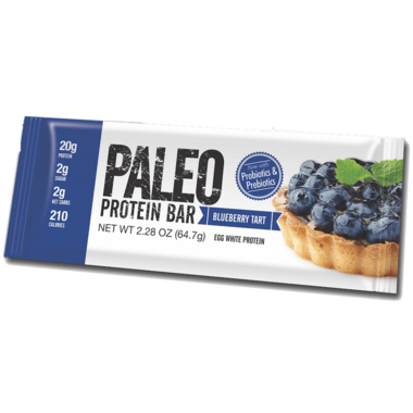 Julian Bakery Blueberry Tart Paleo Protein Bar