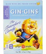 Ginger People Gin Gins Super Strength Ginger Candy