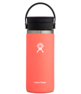 Hydro Flask Wide Mouth with Flex Sip Lid Hibiscus
