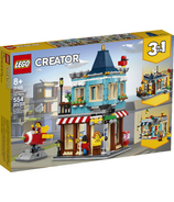 LEGO Creator 3-in-1 Townhouse Toy Store Building Kit