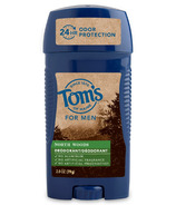 Tom's Of Maine Long Lasting Northwoods Men's Deodorant