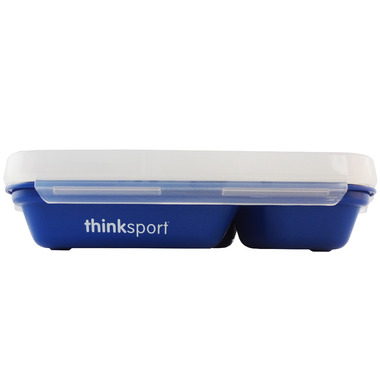 Thinksport GO2 Travel Lunch Container Blue