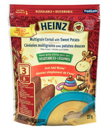 Heinz Multigrain Baby Cereal With Sweet Potato - Add Water
