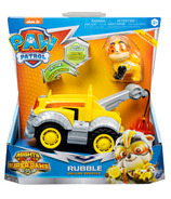 PAW Patrol Rubble's Deluxe Vehicle with Lights and Sound