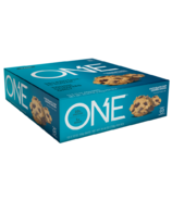 ONE Protein Bar Chocolate Chip Cookie Dough Case