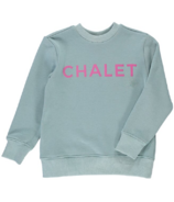 BIRDZ Children & Co. Blue Chalet Sweatshirt