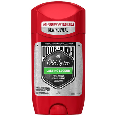 Old Spice Extra Strong Anti-Perspirant & Deodorant Lasting Legend