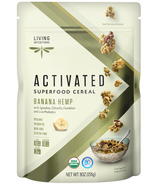 Living Intentions Superfood Cereal Banana Hemp