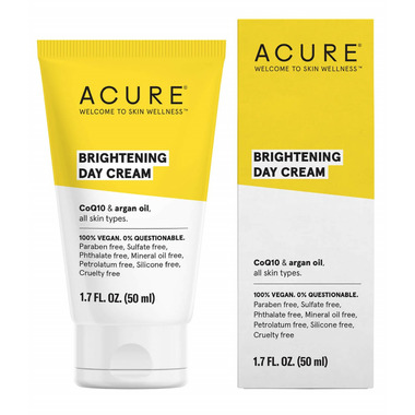 Acure Brilliantly Brightening Day Cream