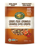 Nature's Path Maple Almond Grain Free Granola