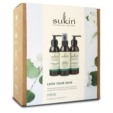 Sukin Love Your Skin Kit