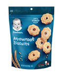 Gerber Toddler Arrowroot Biscuits 10 Months+