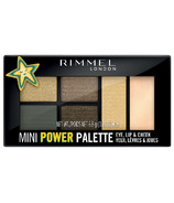 Rimmel London Mini Power Babe Palette