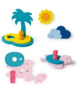 Quut Quutopia Treasure Island Bath Puzzle
