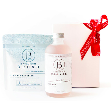 Bathorium Provence Lavender Fields Gift Set