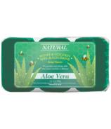 Natural Honey Glycerine Soap Aloe Vera