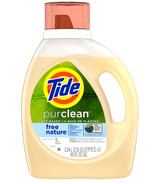 Tide Purclean Plant Based Liquid Laundry Detergent Unscented