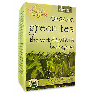 Uncle Lee\'s Imperial Organic Decaffeinated Green Tea