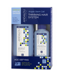 ANDALOU naturals Argan Stem Cell Age Defying Thinning Hair System