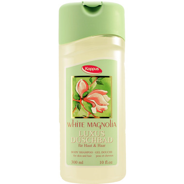 Kappus White Magnolia Body Shampoo
