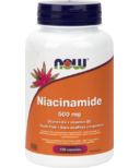 NOW Foods Niacinamide (Vitamin B3) 500 mg
