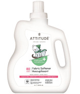 ATTITUDE Nature+ Little Ones Fabric Softener Fragrance Free