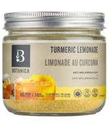 Limonade au curcuma Botanica