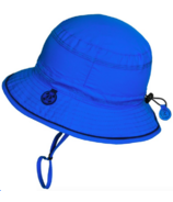 Calikids Quick Dry Bucket Hat Blue Astor
