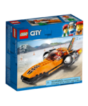 LEGO Speed Record Car