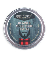 Anointment Natural Skin Care Beard & Mustache Balm