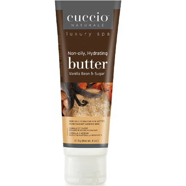 Cuccio Naturale Hydrating Body Butter Vanilla Bean & Sugar