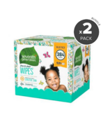 Seventh Generation Free & Clear Baby Wipe Bundle