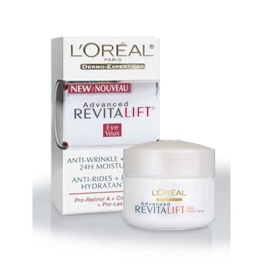 L\'Oreal Advanced RevitaLift Eye Cream