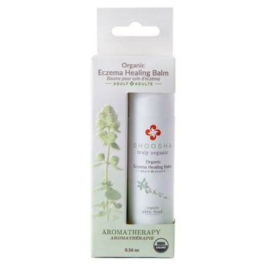 Shoosha Organic Eczema Healing Balm