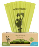 Earth Rated Unscented Dog Waste Bags Pantry Single Roll