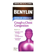 Benylin Regular Strength Cough & Chest Congestion Syrup
