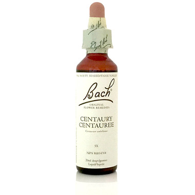 Bach Centaury Flower Essence