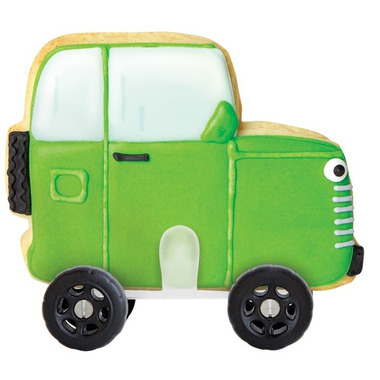 Bakelicious Car Cookie Feet Set