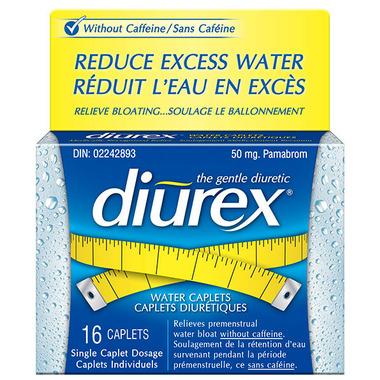 Diurex Water Caplets