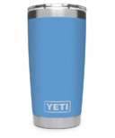 YETI Rambler Tumbler with MagSlider Pacific Blue