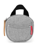 Skip Hop Grab & Go Pacifer Pocket Grey Melange