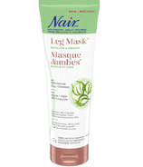 Nair Leg Mask With 100% Natural Clay + Seaweed
