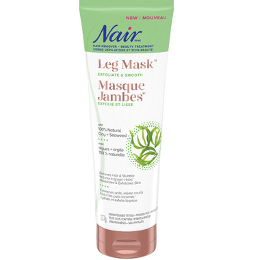 Buy Nair Leg Mask With 100 Natural Clay Seaweed From Canada At