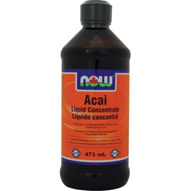 NOW Foods Acai Liquid Concentrate