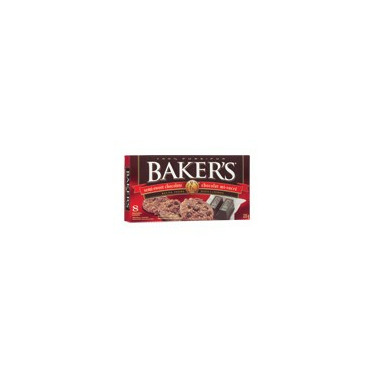 Baker\'s Semi Sweet Chocolate Squares