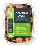 Central Roast Organic Dried Turkish Apricots